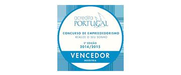 Acredita Portugal Award